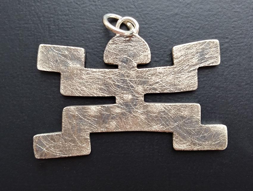 """Anhänger """"kultisches Symbol"""""""